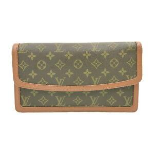 Louis Vuitton LV Clutch Bag M51812 Pochette Dam Browns Monogram 1533077