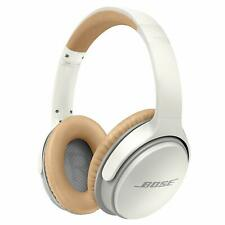 Bose SoundLink Around-Ear Wireless Bluetooth Headphones II - White A