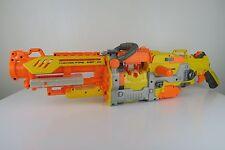 Nerf Havok Fuego Vulcan EBF-25 Elite Pistola pistola bláster N-strike estragos sólo