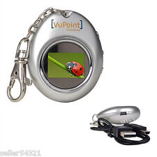 "1.1"" LCD VuPoint DKF-D110A-VP Digital Keychain Photo Frame Color"