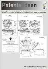 Histor. Patente : IHAGEE / Exakta Kamera Camera 550 S.