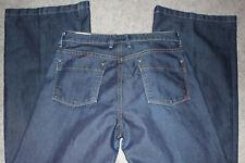 Banana Republic Denim Jeans - Size 10- 99% Cotton Spandex - Classic Wide Leg