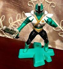 Power Rangers Super Samurai Green Ranger Figure 2012 McDonalds Toy T2