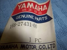 Yamaha OEM NOS rear foot rest peg 168-27431-00 CS5 DS7 RD200 RD250 TX500  #0499