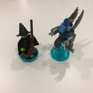 LEGO Dimensions 71221   The Wizard of Oz Fun Pack   Used 100% Complete
