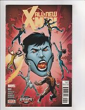 All-New X-Men (2016) #9 NM- 9.2 Marvel Comics Apocalypse Wars, X-23