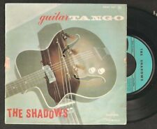 THE SHADOWS,Guitar Tango / Perfidia + 2,FRENCH EP.Instrumental.Guitars cover