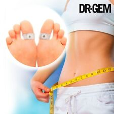 Dr Gem Magnetic Slimming Toe Rings - Help With Weight Loss (PACK OF 2)