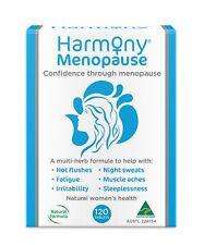 Harmony Menopause - 120 Tabs