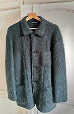Issey Miyake Men mohair jacket coat M medium