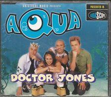 MAXI CD SINGLE 7 TITRES--AQUA--DOCTOR JONES--1997