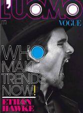 L'uomo Vogue,Ethan Hawke,Sebastiano Mauri,Sebastiano Mauri,Pharrell Williams NEW
