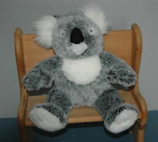 "Build A Bear Workshop Original Australian Koala Gray 16"" Stuffed Plush Animal"