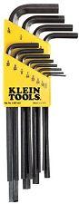 Klein Tools LLK12 12-Piece L-Style Hex-Key Caddy Set - Inch