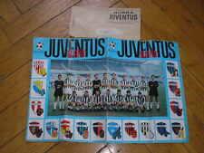 Vive Boy' Juventus # 8 Août 1968 Double Couverture avec Rose Complète Boucliers