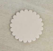 """12 pack - Thick Leather Concho Rosette 2"""" Concho leathercraft"""