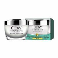 Olay White Radiance Advanced Whitening Skin Cream Moisturizer SPF 24, 50gm FS