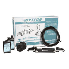 Uflex Hydraulic Steering Kit Up to 150HP Helm Cylinder & Hoses  HYTECH 1.0