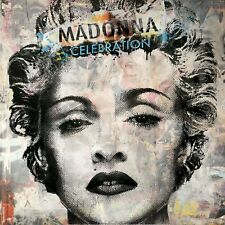 MADONNA CELEBRATION CD (Greatest Hits / Very Best Of)