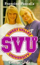 Good, College Girls (Sweet Valley University), John, Laurie, Book