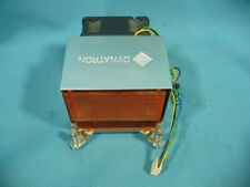 Dynatron P66G Intel CPU Copper Heatsink and Fan LGA775 Socket 2U