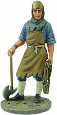Del Prado 1/32 Figure Craftsman fireman Strasbourg France 1780 BOM080