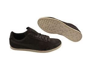 Puma Catskil NB black coffee/ginger/whiteswan Schuhe/Sneaker 356599 01 Neu