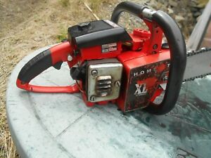 Homelite Super XL 12 Chainsaw Electronic Ignition Automatic XL12 130 922 902 925