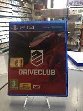 Driveclub Ita PS4 USATO GARANTITO