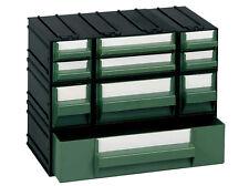 """Cassettiera porta minuteria in plastica 10 cassetti MOBIL PLASTIC mod. """"M"""""""