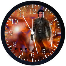 Michael Jackson Black Frame Wall Clock Nice For Decor or Gifts W298