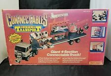 Vintage Matchbox Connectables Super Transport NEW, 4 Section Truck, 1989, Unopen