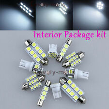 Premium White Light SMD Interior LED Package Kit For Subaru Outback 2000-2009