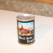 West Side Beer 9 2/3 oz. Pull Tab
