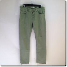"Banana Republic Green ""Vintage Straight"" Jeans 32"