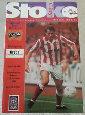 4 Stoke City v Tranmere Rovers 1993 - 1994 Division One