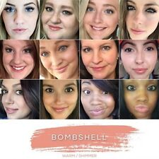 3 Lipsense Colors - Choose from nude, precious topaz, bombshell, pink champagne