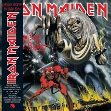 Number of the Beast [Limited Edition Picture Disc] by Iron Maiden (Vinyl, Nov-2012, EMI)