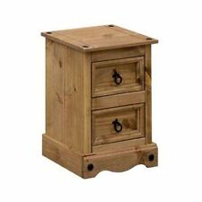 Corona 56cm-60cm Height Bedside Tables & Cabinets