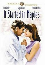 It Started in Naples (DVD, 2014)