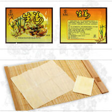 1X Detox Foot Ginger Pads Patch Detoxify Toxins Fit Health Care Detox Pad