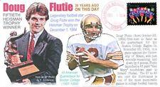 COVERSCAPE computer designed 30th anniversary Doug Flutie's Heisman Trophy cover