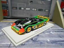 PORSCHE 956 L Le Mans 1983 #47 BP Pilote Henns Ballot-Lena Schlesser Spark 1:43