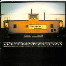 """Microdisney - Town To Town - Gatefold - 7"""" Vinyl Record Single"""