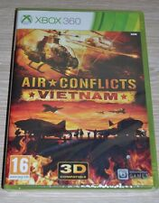 AIR CONFLICTS   VIETNAM    XBOX 360  NEUF SOUS BLISTER