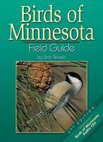 Birds of Minnesota Field Guide, Second Edition, Tekiela, Stan