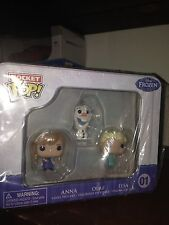 POP Frozen Small Lunch Box Set Never Been Opened Disney