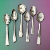 FIRTH SPOONS CUTLERY BUNDLE x6 - STAINLESS STEEL STAYBRITE IRELAND SHEFFIELD
