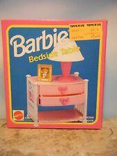 1992 BARBIE BEDSIDE TABLE *NEW*