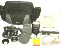 Sony MPEGMovie EX Digital Still Camera DSC-S85 Cyber Shoot
